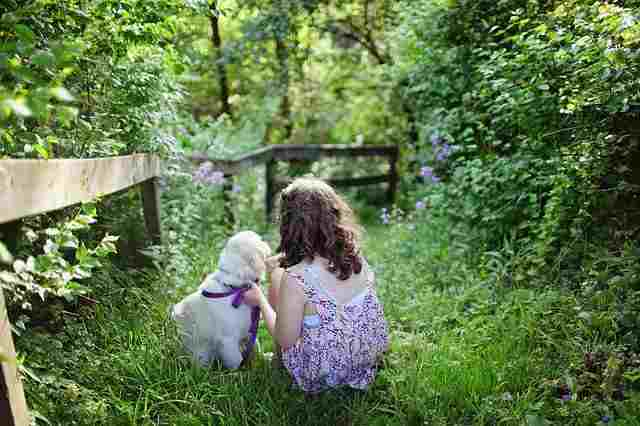 Dogs Can Teach Kids Responsibility